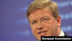 Stefan Fuele evropski komesar za proširenje