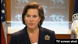 Виктория Нуланд, представитель государственного департамента США.