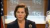 ویکتوریا نولند، سخنگوی وزارت خارجه آمریکا