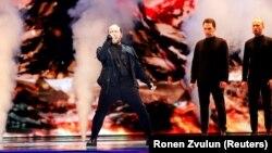 Ото Немсадзе на «Евровидении»