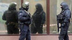 Петербург Свободы. Милиция и полиция