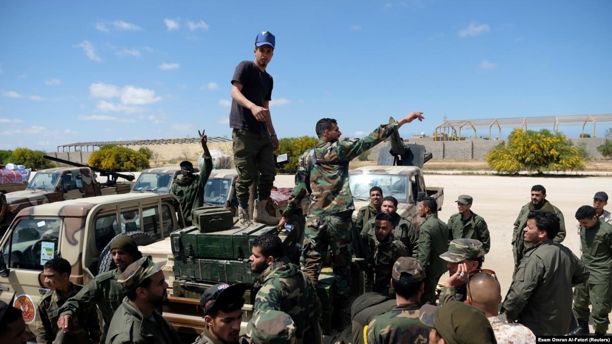 NYT: в Ливию прибыли около 200 российских наемников, среди них – снайперы