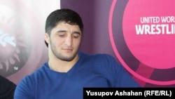 Чемпион России в весе до 97 кг. Абдулрашид Садулаев