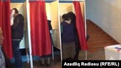 Azərbaycanda prezident seçkisi