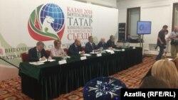 Татар конгрессының чираттан тыш корылтае, архив фотосы