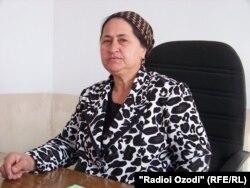 Бозоргул Саидова