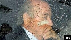 ФИФАнын президенти Зепп Блаттер.