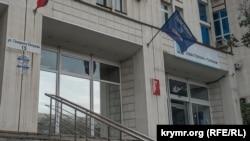 Офис «Севтелекома» на улице Генерала Петрова в Севастополе