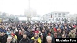 Віче на Майдані, 22 листопада 2015 року
