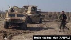 آرشیف/ نیروهای افغان در یکی از ولایات افغانستان