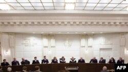 Австриянын Конституциялык сотунун мүчөлөрү