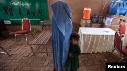 په پاکستان کې اوسیدونکې یوه افغان کډواله