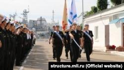 Святкування 50-річчя заснування 5-ї оперативної ескадри ВМФ Росії в Середземному морі, Севастополь, 14 липня 2017 року