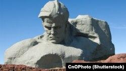 Монумент «Мужність» у Брестській фортеці