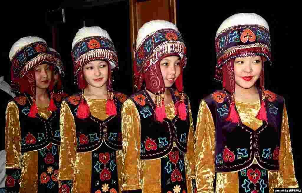 Кіргізстан, Бішкек. Падчас міжнароднага кінафэстывалю.