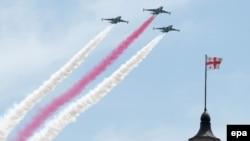 Одним из приоритетных направлений, предусмотренных Существенным пакетом мер Грузия-НАТО, является создание национальной военной авиации и воздушной обороны