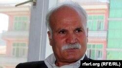 شمس الله احمدزی رئیس دفتر ساحوی کمیسیون مستقل حقوق بشر افغانستان