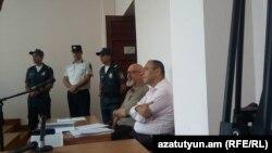 Կարո Եղնուկյանը դատարանում, 16-ը սեպտեմբերի, 2016թ․