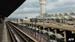 Pamje e sistemit të metros në Uashington
