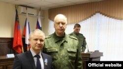 Фарзон Салимов аз ҷониби Александр Бастрикин қадрдонӣ шуд