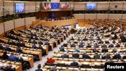 Заседание Европарламента (архив)