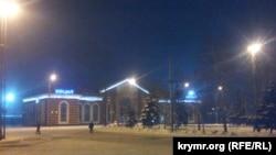 Краматорськ, нічний вокзал