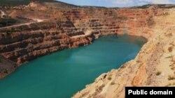 Балаклавские рудники по добыче известняка