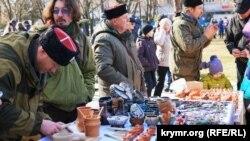 Святкування Масляної в Сімферополі, 26 лютого 2017 року