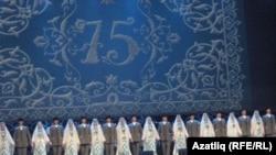 Татарстан дәүләт җыр һәм бию ансамбле Мәскәүдә