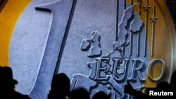 Denmark is taking over the EU presidency amid a crisis over the future of the euro currency.
