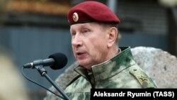 Виктор Золотов, Росгвардия басшысы.