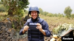 Al-Jazeeranyň habarçysy Peter Greste
