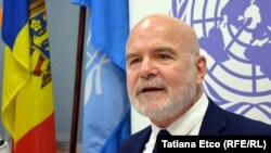 Michel Forst, raportor special al Națiunilor Unite