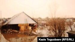 Казакстандын батышындагы суу ташкын, 2011-жыл.