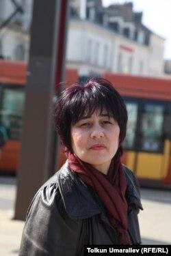 Надежда Отаева - Марказий Осиёда инсон ҳуқуқлари ташкилоти раҳбари.