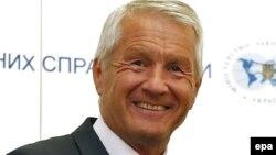 Генеральный секретарь Совета Европы Торбьерн Ягланд (архив)