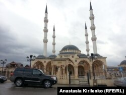 У родовому селі Рамзана Кадирова Центарої
