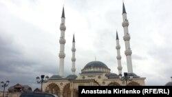 Мечеть в селе Центарой (Хоси-юрт)