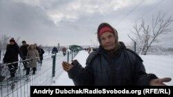 Пропускний пункт Станица Луганськая