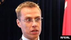 "Finland's Alexander Stubb said Europe will ""show the way on energy and climate change."""