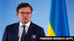 Украинаның сыртқы істер министрі Дмитрий Кулеба.