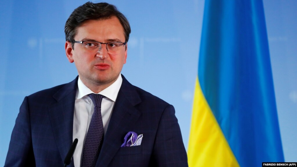 وزیر خارجه اوکراین