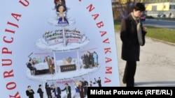 Jedna od kampanja protiv korupcije u BiH