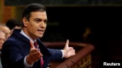 Шпанскиот премиер Педро Санчес
