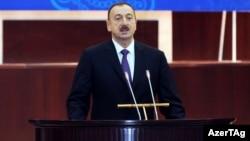 Ильхам Алиев, Баку, 3 апреля 2012