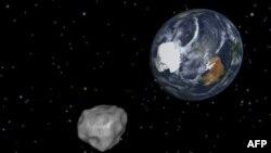 2012DA14 asteroidi