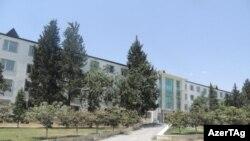 Göyçay Mərkəzi Rayon Xəstəxanası binası