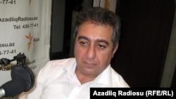 Председатель Совета коалиции НПО «Прозрачность в добывающих отраслях», доктор экономических наук Губад Ибадоглу, 2010