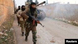 Իսլամիստ զինյալներ Սիրիայում, արխիվ