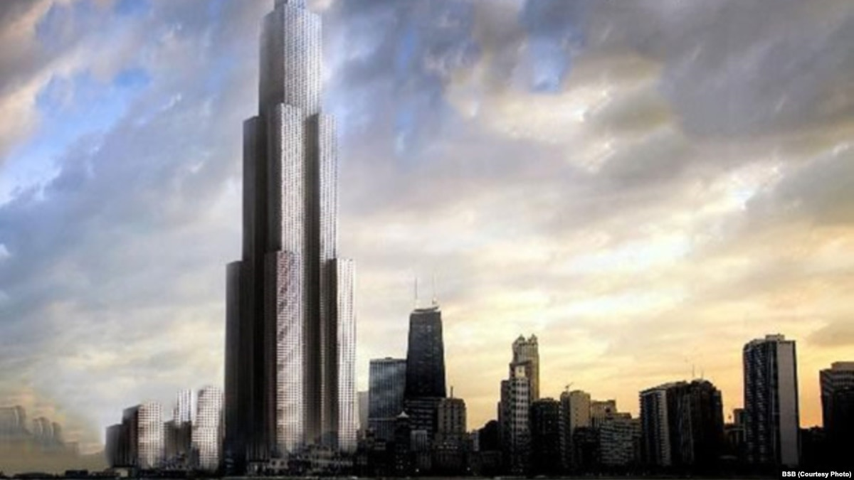 China To Build Tallest Building In 90 Days